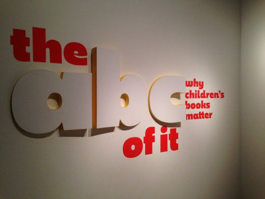 Why Children's Books Matter Exhibit