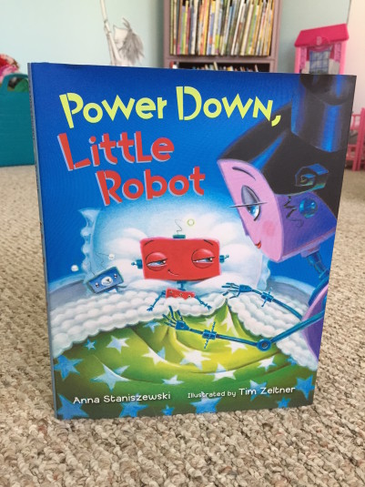 """Power Down, Little Robot"""