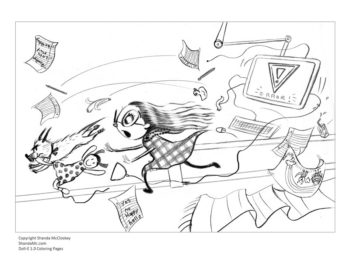 Feel Free To COLOR Just Click On A Thumbnail For Large Printable Version ENJOY