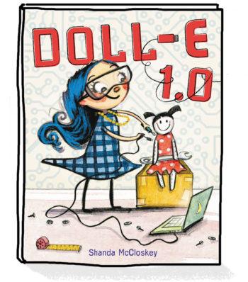 Doll-E 1.0 Cover
