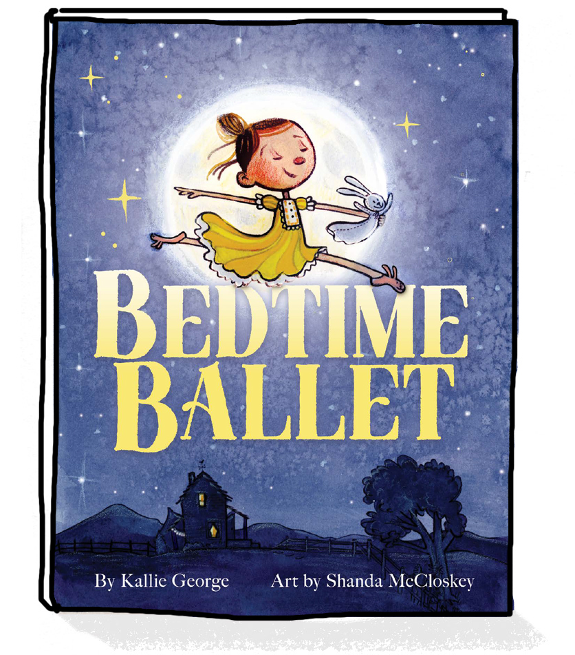 Cover image of Bedtime Ballet